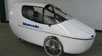 BlueVelo CabBike