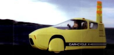 Bob Stuart - Car-Cycle